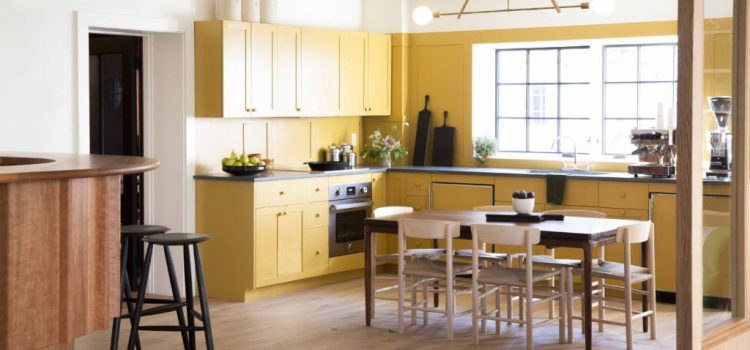 Top kitchen colour ideas for 2017