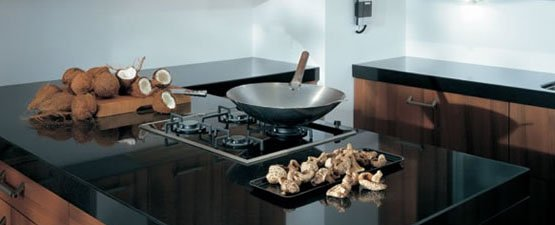 Black kitchen worktops buying guide