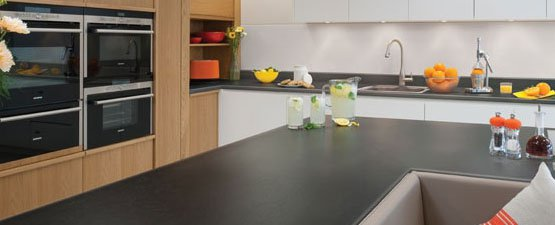 Axiom laminate kitchen worktops