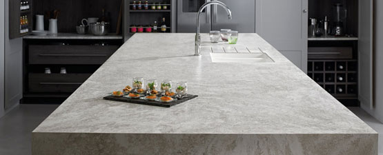 Encore kitchen worktops