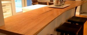 Maple kitchen worktops