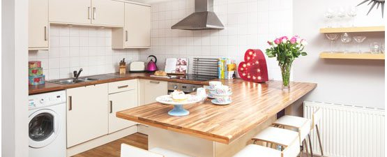 Kitchen Breakfast Bars Worktops