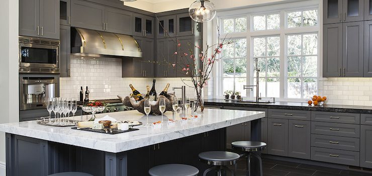 Create the Perfect Grey Kitchen
