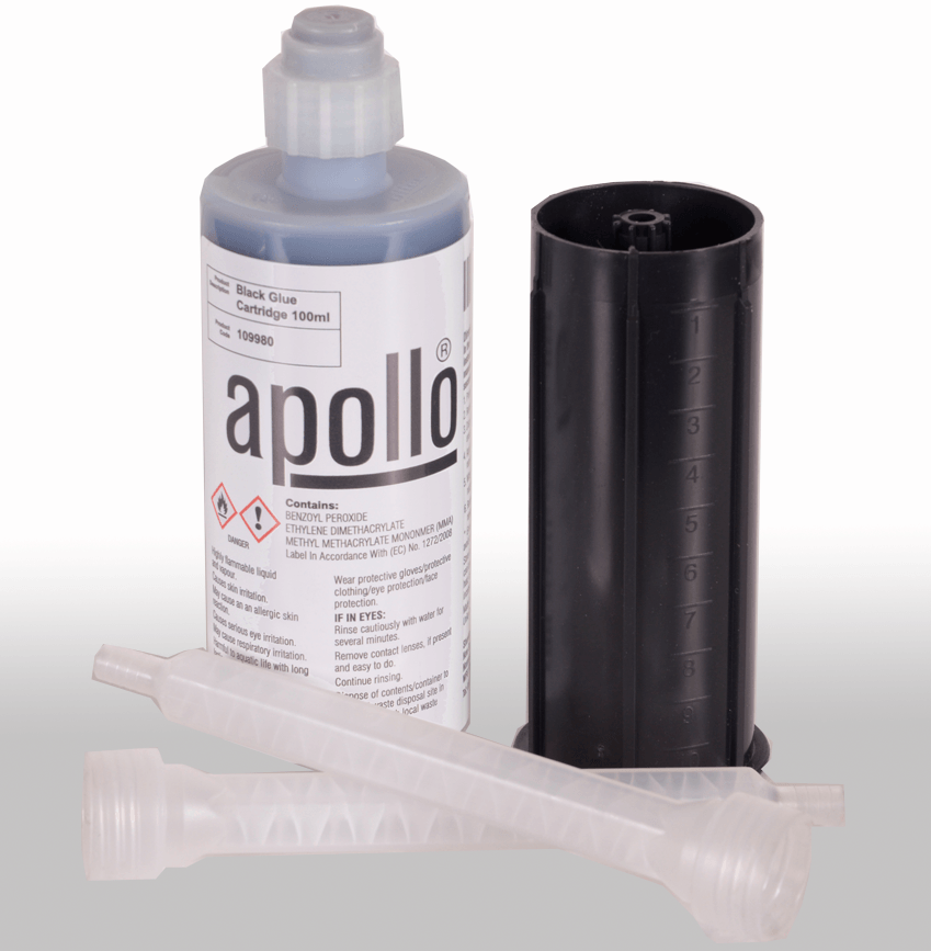 Apollo Magna Ice White 100ml Glue Cartridge