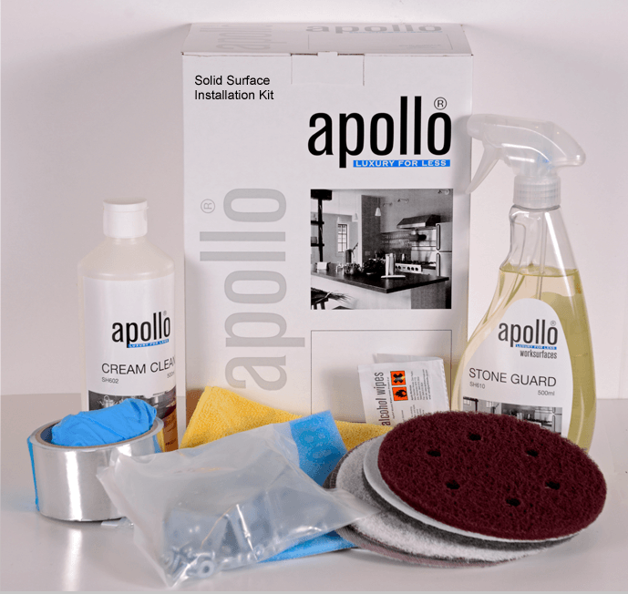 Apollo Slab Tech Installation Kit