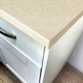 Axiom Citrine Lustre 600mm Worktop