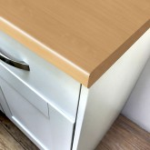 Axiom Cotswold Beech Matt 600mm Worktop