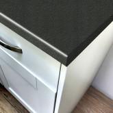 Axiom Jet Crystal 600mm Worktop