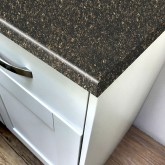 Axiom Kerala Granite Etchings 665mm Breakfast Bar