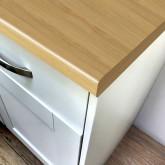 Axiom Padua Oak Lumber 600mm Worktop