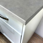 Axiom Platinum Tornado 600mm Worktop