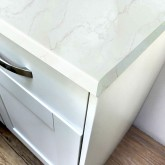 Axiom Veneto Marble 665mm Breakfast Bar