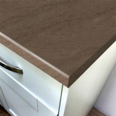 Duropal Brown Sahara 670mm Breakfast Bar