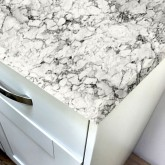 Duropal Carrara Marble 600mm Worktop
