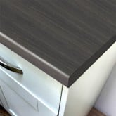 Duropal Dark Mountain Oak 670mm Breakfast Bar