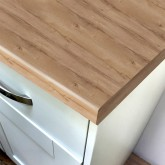 Duropal Natural Coppice Oak 670mm Breakfast Bar