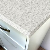 Duropal Quartz Stone 670mm Breakfast Bar