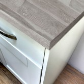 Formed Wood Super Matt Laminate Breakfast Bar - Pro-Top - 900mm
