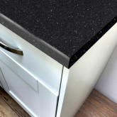 Pro-Top Glitterstone Rough Stone Laminate Worktop - 600mm