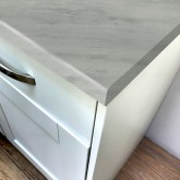 Portland Super Matt Laminate Worktop - Pro-Top - 600mm