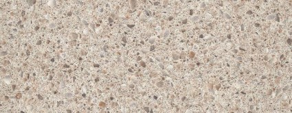 Artis Snowstone Cream Gloss Metallic 600mm Worktop