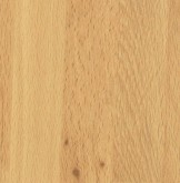 Duropal White Beech Parquet 120mm Worktop Upstand