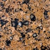 Silestone Quartz Brazillian Brown Polished Made to Measure 20mm