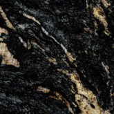 Apollo Granite Cosmic Black 600mm Worktop
