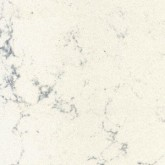 Apollo Quartz Lyskam White 600mm Worktop