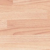 Prima Beech Butcher Block 100mm Upstand