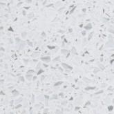 Silestone Quartz White Diamond Polished Made to Measure 20mm