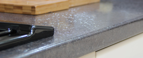 Grey Kitchen Worktops