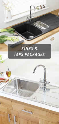Great Deals On Sinks & Taps Packages