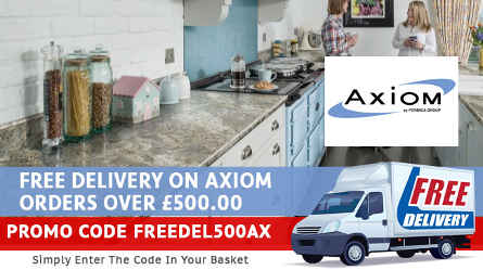 Axiom Worktops Free Delivery Special Offer - HcSupplies