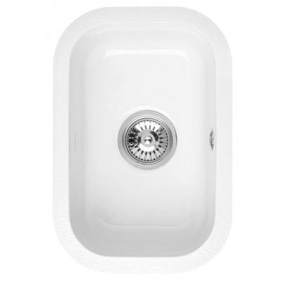 Astracast Lincoln 2540 0.5 Bowl Gloss White… Product Image