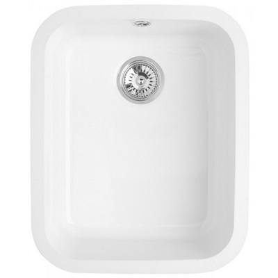 Astracast Lincoln 5040 1.0 Bowl Gloss White… Product Image