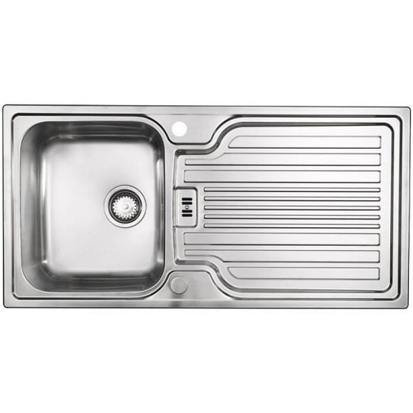 Astracast Montreux 1.0 Bowl Stainless Steel Sink Product Image