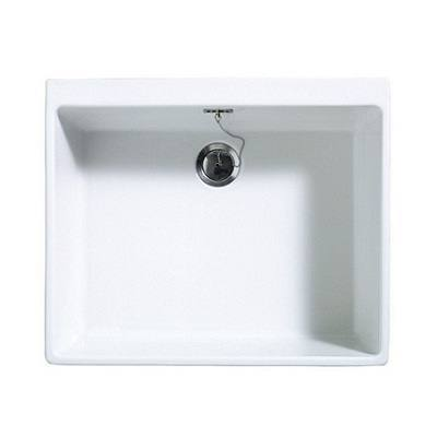 Astracast Sudbury 1.0 Bowl Gloss White Ceramic… Product Image