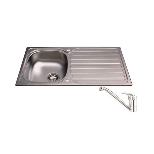 CDA Sink and Tap Pack 1