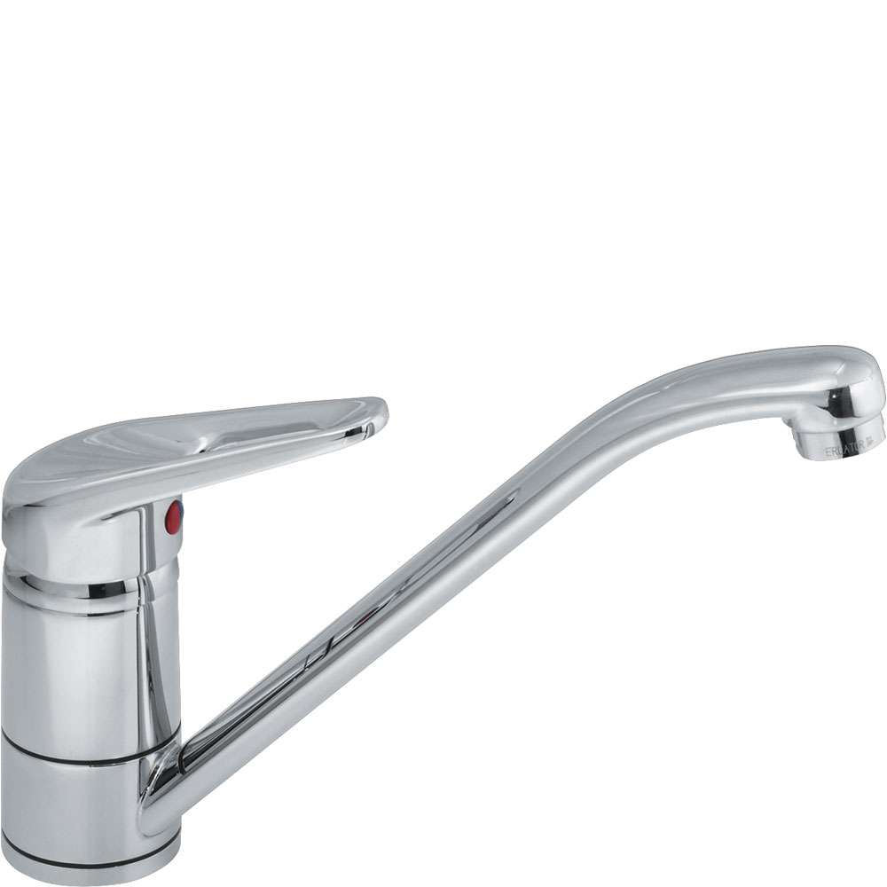 No.1 Best Selling Product In This Category: Smeg MF11CR2 Chrome Single Lever  Kitchen Mixer Tap