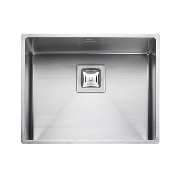 Rangemaster Atlantic Kube 1.0 Bowl Stainless Steel Undermount Sink KUB50