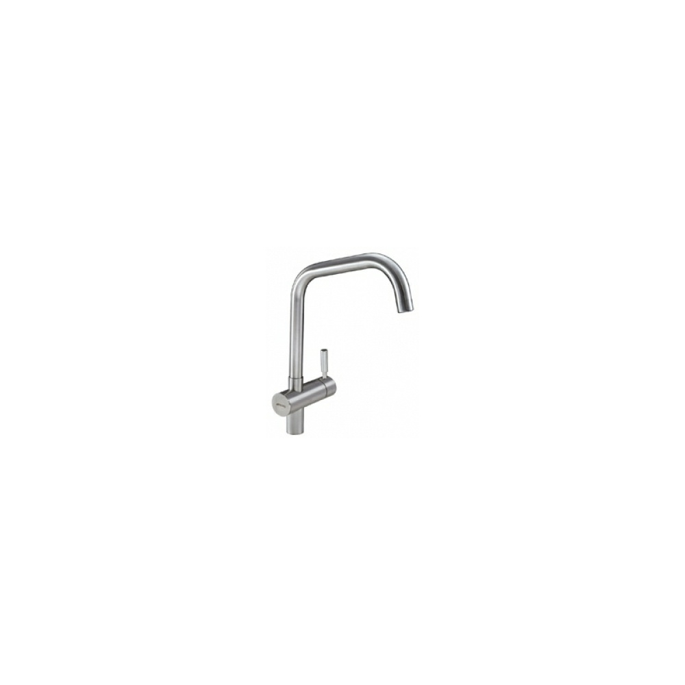 Smeg Siena Brushed Single Lever Kitchen Mixer Tap