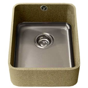 Apollo Slab Tech U851 Single Bowl Urban… Product Image