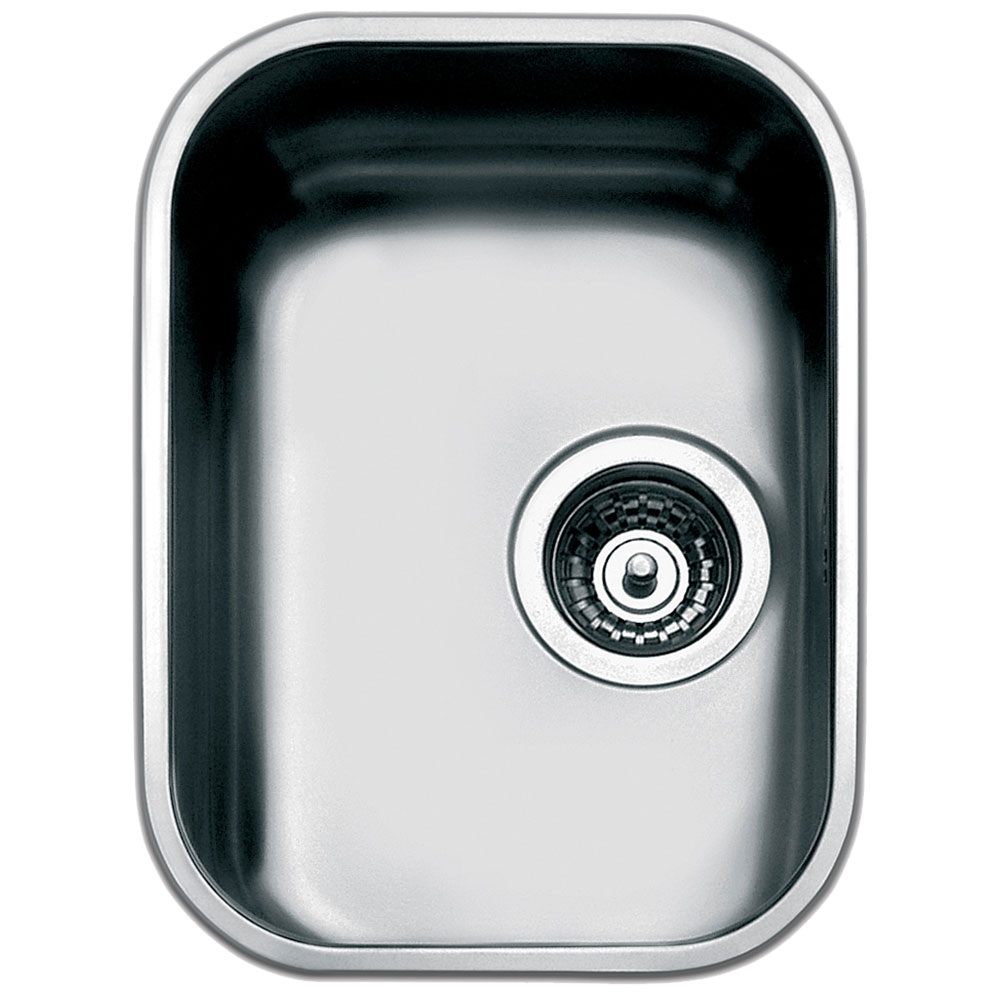 Smeg Alba UM30 1.0 Bowl Stainless Steel Undermount Kitchen Sink