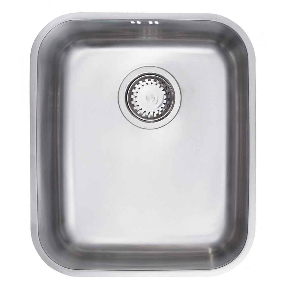 Bretton Park Burnett 1.0 Bowl Stainless Steel Undermount Kitchen Sink