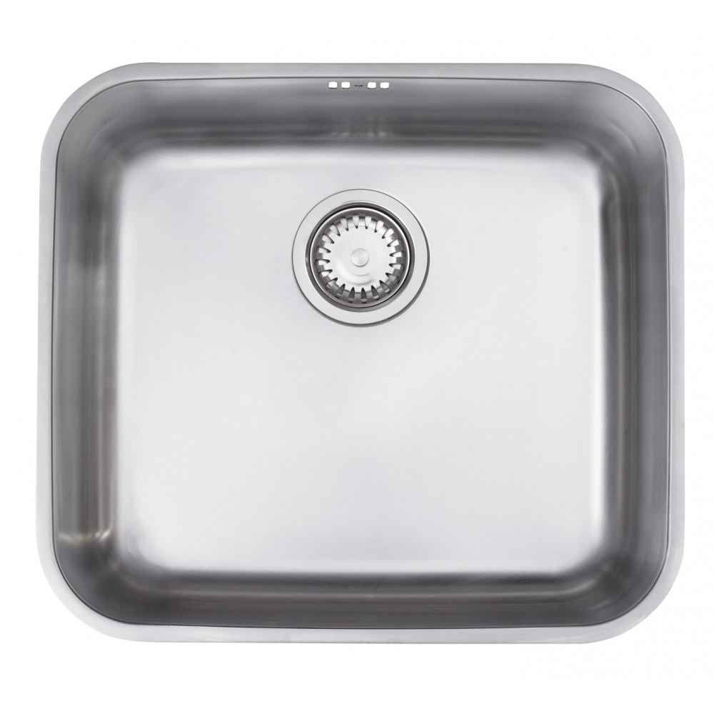 Bretton Park Jordan 1.0 Bowl Stainless Steel Undermount Kitchen Sink