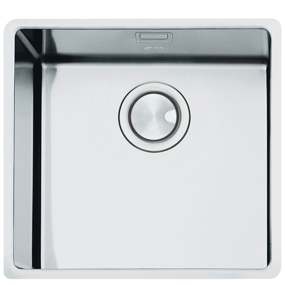 Smeg Mira 1.0 Bowl Stainless Steel Undermount… Product Image