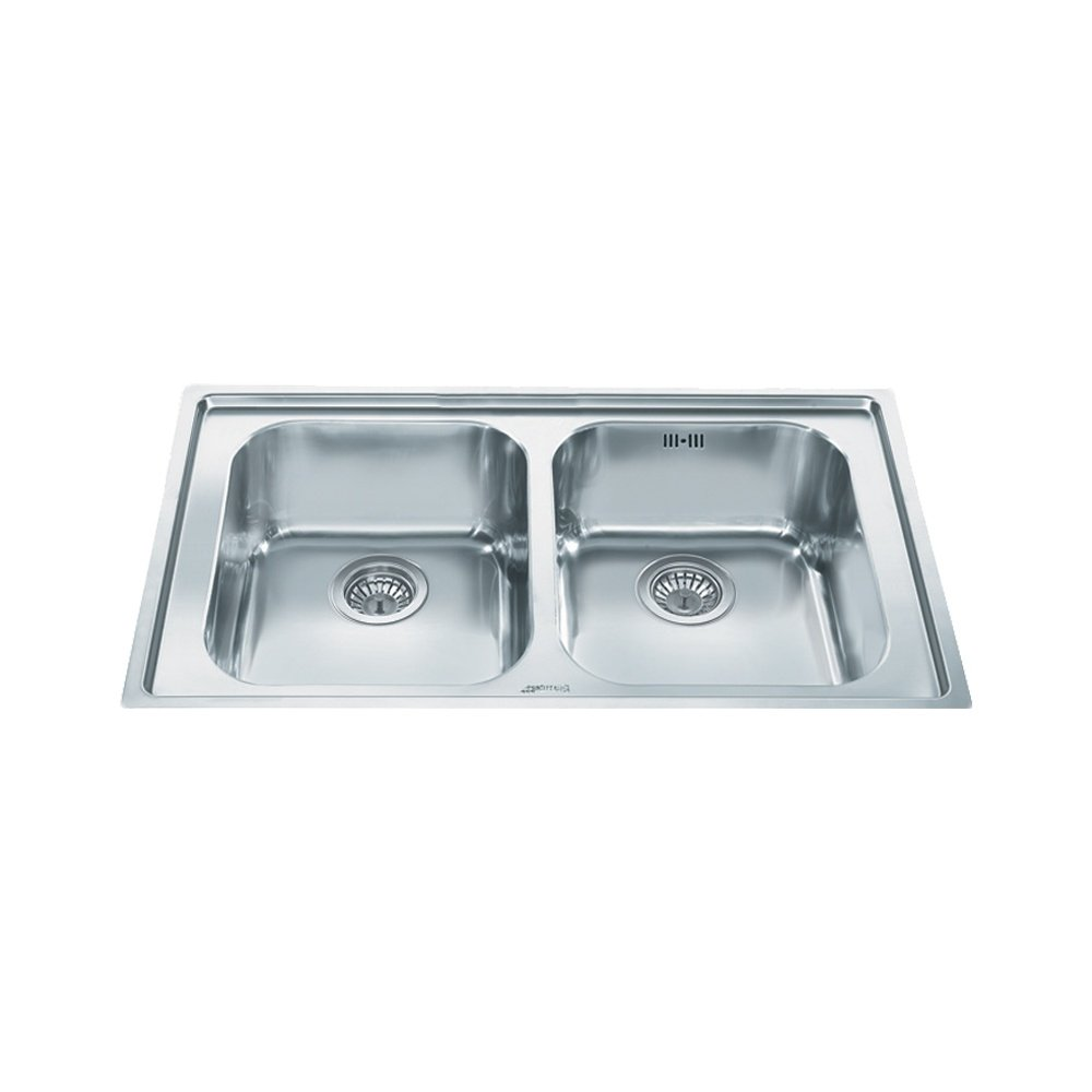 Smeg Rigae 2.0 Bowl Stainless Steel Kitchen Sink