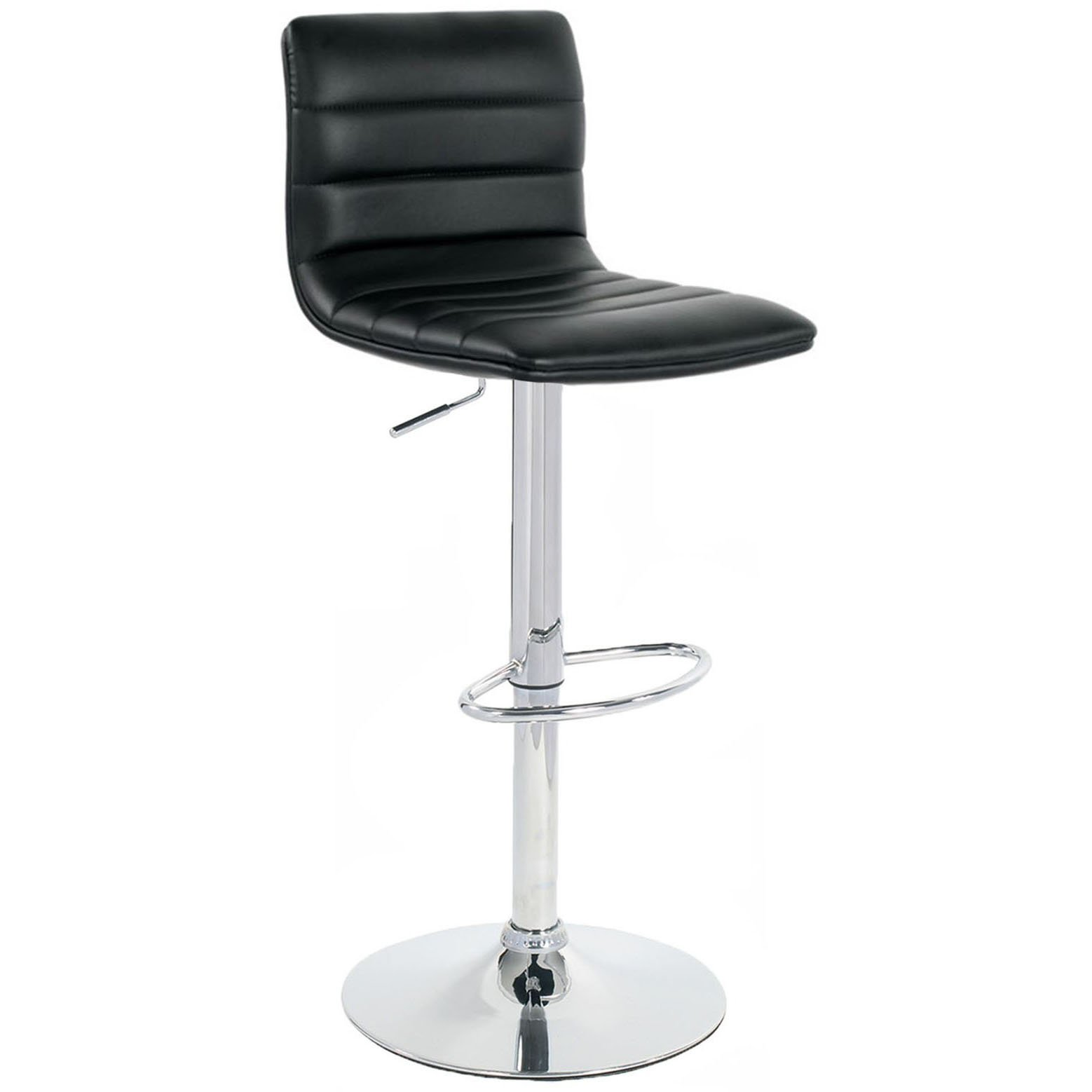 Aldo Bar Stool - Black Product Image