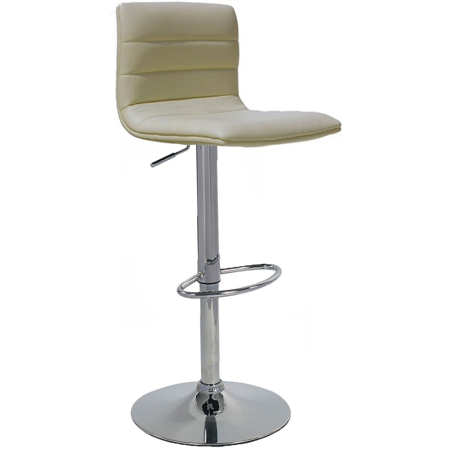 Aldo Bar Stool - Cream